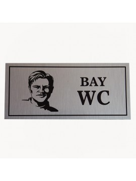 Bay WC Etiketi