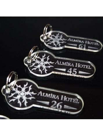 Otel Oda anahtarlığı-6