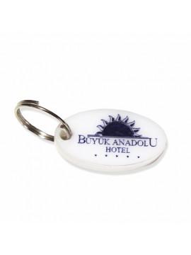 Otel Oda anahtarlığı-3